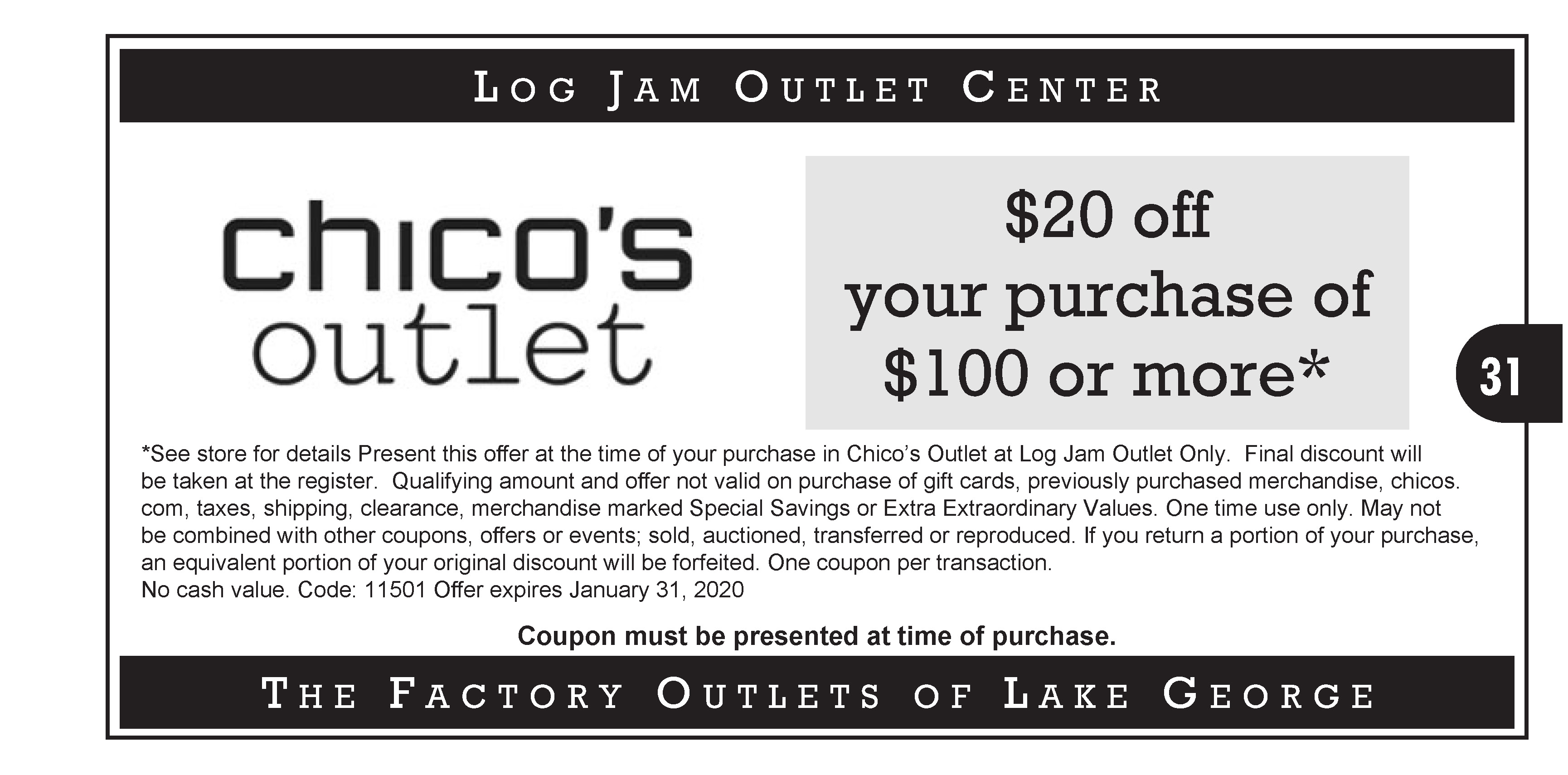 Chico's Outlet