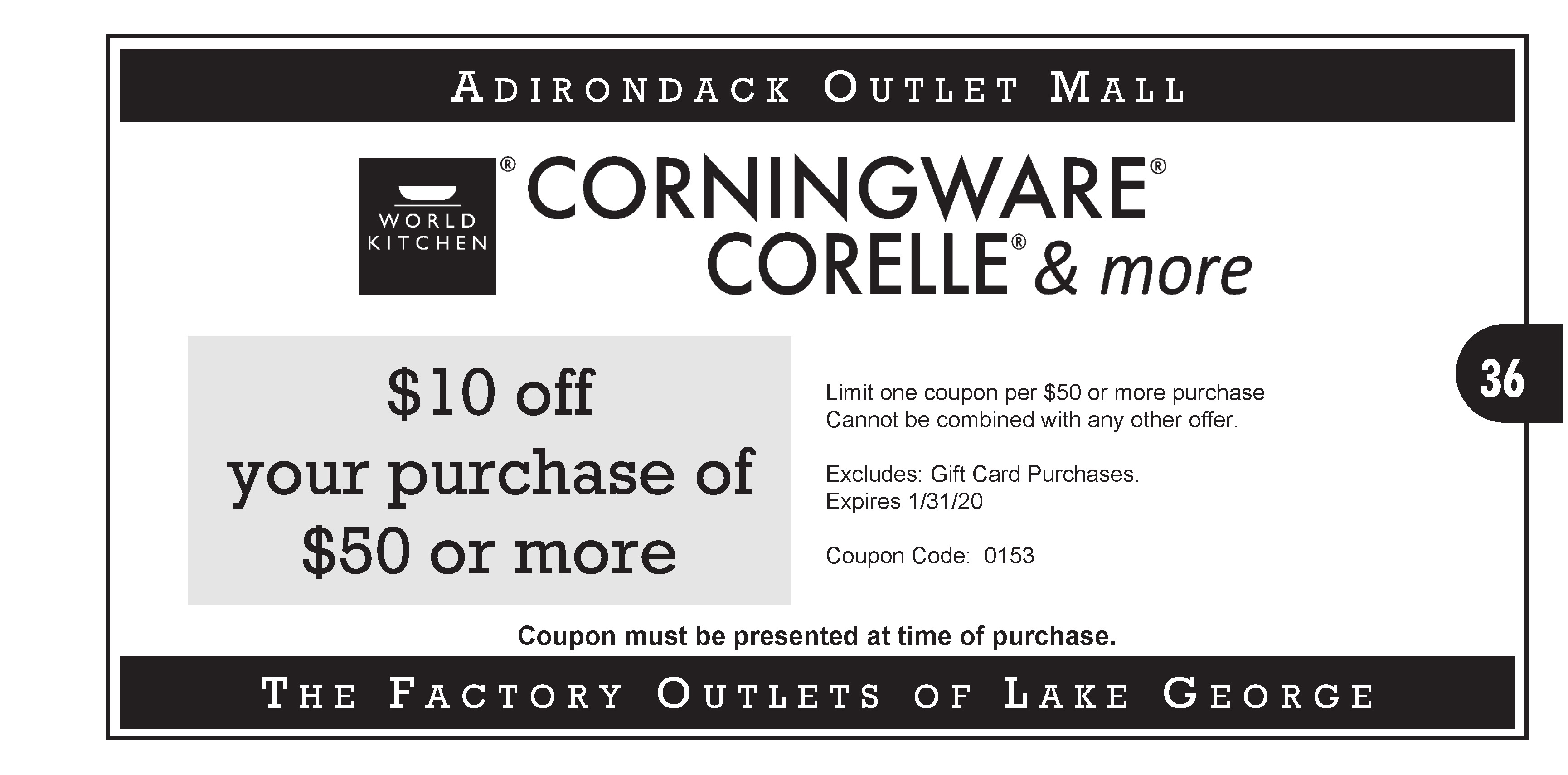 Corningware Corelle and More
