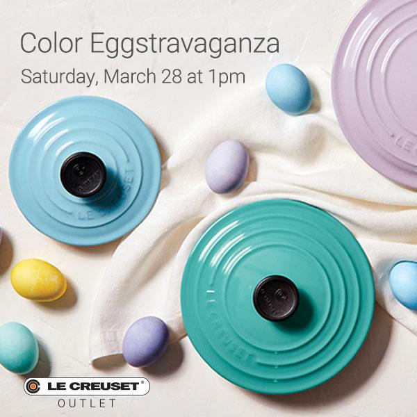 Color Eggstravaganza
